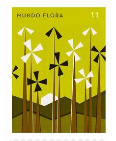 Mundo Flora on Behance