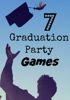 Graduating is a major milestone! Celebrate it in style and make it a truly monumental event with these  7 fun graduation party games!