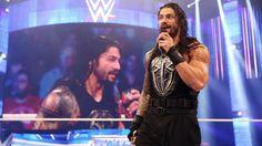 Roman Reigns vs Kane: photos | WWE.com