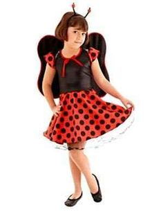 fantasias de joaninha para menina - Pesquisa Google