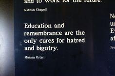 """Education and remem"