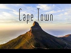 CAPE TOWN | The Most Beautiful City on Earth - 4K Drone Video - MyCityByNight
