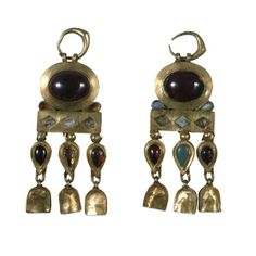 Pair of Earrings | Parthian, 2nd century AD.