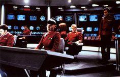 newer bridge addition to the crew - better uniforms