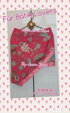 Batik - Asymetrical Skirt, by Anne Tam