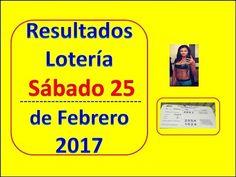 Resultados Sorteo Sabado 25 de Febrero 2017 Loteria Nacional de Panama Sabado de Carnaval Que Jugo
