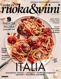 Glorian Ruoka & Viini Ricotta, Spaghetti, Ethnic Recipes, Food, Essen, Meals, Yemek, Noodle, Eten