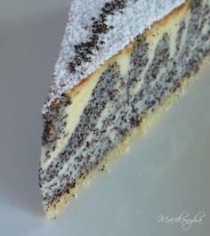 Hungarian Cake, Hungarian Recipes, Sweet Desserts, Sweet Recipes, Dessert Recipes, Torte Cake, Cakes And More, Creative Food, Yummy Cakes