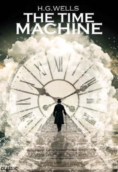 Pip's Perspective: Book Covers The Time Machine