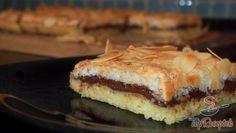 A kókusz és Nutella keveréke az a hozzávaló, amely szinte bármilyen mennyiségben jöhet a családnak, bármilyen formában: kókuszos szelet, Bounty szelet, Nutellával megkent pirítós, Nutellával töltött fánk, hogy csak párat soroljak a nálunk sokszor elkészített süteményekről. Azonban az abszolút kedvenc ez a recept, amikor a kókusz és a nutella egy süteményben egyesül. A kókuszos Nutella szelet nem meglepő módon a gyerekeim és férjem egyik kedvenc süteménye. Persze én is szívesen harapok…
