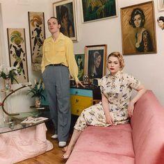 Matt & Fay- Modern Mods of London