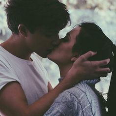 / A R Y A / pinterest: @riddhisinghal6 // elegant romance, cute couple, relationship goals, prom, kiss, love, tumblr, grunge, hipster, aesthetic, boyfriend, girlfriend, teen couple, young love