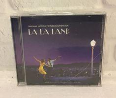 La La Land Original Motion Picture Soundtrack Justin Hurwitz CD 2016
