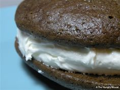 BEST WHOOPIE PIE RECIPE EVER! Just made them and they are awesome. I used Crisco Vegetable shortening instead of butter for the filling. Otherwise it was AWESOME!