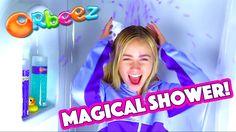 Orbeez Shower-matic : We Built An Orbeez Shower!!!! | Official Orbeez