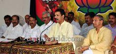 Mangaluru: BJP led by MP Nalin Kateel to hold padayatra to Yettinahole on Oct 10