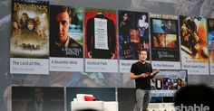 Google used the stage at its Google I/O conference on Wednesday to launch its Android TV system.