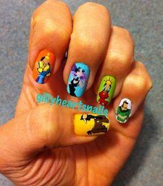 #nails #disney