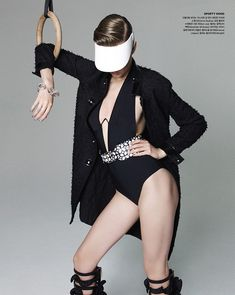 Lindsey Wixson by Nagi Sakai for Vogue Korea July 2014