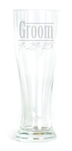 Pilsner  - Groom Personalized