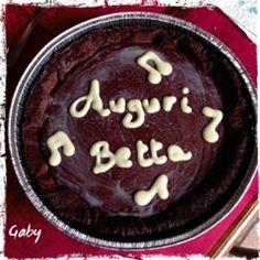 Mezza tazza di tè: Torta Giulio, mou salato e cioccolato, del maestro...