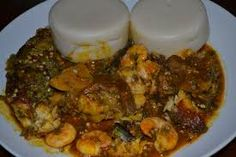 Image result for west african food Sauce Gombo, Food Plating Techniques, Gourmet Recipes, Healthy Recipes, Fresh Eats, West African Food, Around The World Food, Nigerian Food, Daily Meals