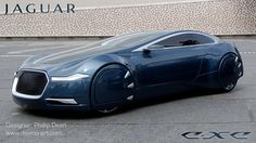 I don't know about you, but I love the concept cars.