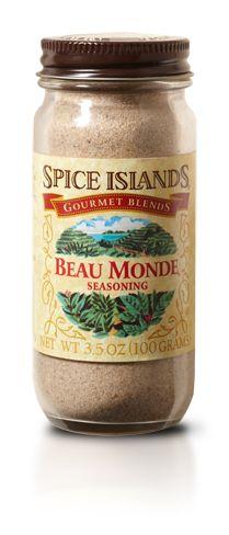 Beau Monde Seasoning - Seasoning Mixes