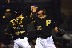 Q+A: Jason Grilli - July 2013 *photo courtesy of the Pittsburgh Pirates
