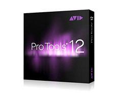 Avid Pro Tools 12 Digital Audio Workstation Software