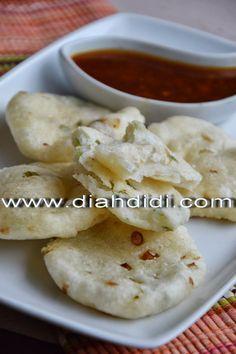 Diah Didi's Kitchen: Cireng Istimewa..^^