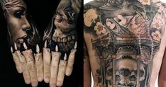These #Tattoos may give you a little inspiration for your next #Ink session!  http://qoo.ly/m9cn8