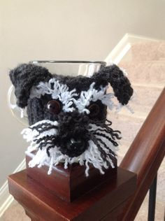 A personal favorite from my Etsy shop https://www.etsy.com/listing/227974404/schnauzer-coffee-cup-schnauzer-cozy
