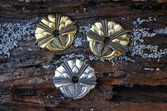 Shell pendant by Forbidden fruit