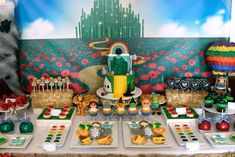 Wizard of Oz Baby Shower Party Ideas | Photo 23 of 36