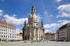 Dresden Frauenkirche Guide: The Church of Our Lady is one of the best landmarks in Germany.