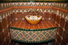 Mexican Tile Designs Lying Bathroom Design For Unique