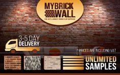 Incredibly modern and at the same time very rustic, these mixed grey brick slips offer a compelling modern alternative to brick slips hat allows for those who appreciate the darker finish to their interiors to use a product that is truly unique to them. Brick Effect Tiles, White Brick Tiles, Grey Brick, Types Of Bricks, Exposed Brick Walls, Log Burner, New York Style, Wooden Pallets, Wall Tiles