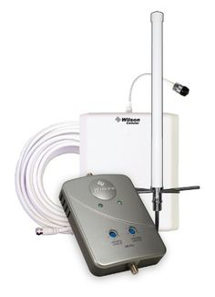 Wilson Electronics 841262 DB Pro 65 dB Adjustable Gain 800/1900MHz In-building Wireless Smart Technology IITM Signal Booster Kit with Omni-Directional and Panel Antenna for Home or Office - The use of radio distribution equipment that enhances, exten