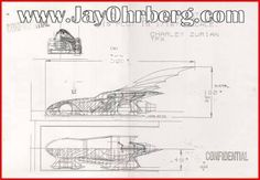 Image result for batmobile blueprint 1995