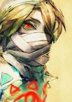 sheik The Legend of Zelda