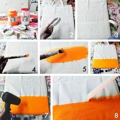 Lottas DIY  – Taschen selbst bedrucken    Infamous Magazine