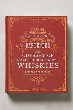 Anthropologie The Curious Bartender #anthrofave #anthropologie