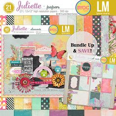 Juliette bundle by Lynne-Marie