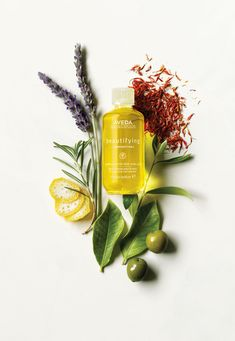 NEW Beautifying Composition // store moisture