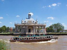 Casino del Tigre, Ciudad de Tigre, prov. de Buenos Aires, Argentina