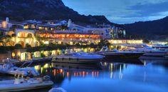 R$3.176 O Grand Hotel Poltu Quatu oferece vistas panorâmicas das Ilhas La…