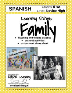 1Family Cover Interactive Notebook Activity.png
