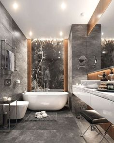 Luxury Bathroom Master Baths Towel Storage is unquestionably important for your home. Whether you pick the Luxury Bathroom Master Baths Wet Rooms or Dream Master Bathroom Luxury, you will make the best Small Bathroom Decorating Ideas for your own life. Bad Inspiration, Bathroom Inspiration, Bathroom Ideas, Bathroom Designs, Bathroom Goals, Toilet And Bathroom Design, Bathroom Inspo, Bathroom Organization, Bathroom Storage