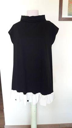 Guarda questo articolo nel mio negozio Etsy https://www.etsy.com/it/listing/603031555/vestito-bellissimo-con-balza-davanti-e